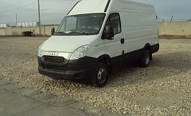 IVECO DAILY 50C15V фургон